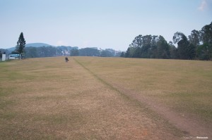 Golf course , shillong